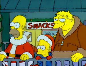 The Simpsons Christmas Special 1989   Popretrorama.com